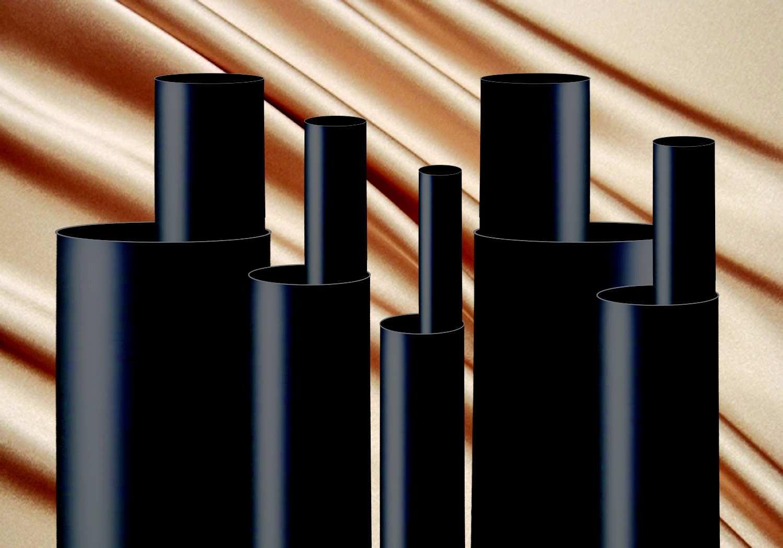 CYG-DWT-RO(4X) Semi-rigid heat shrinkable tube with meltable liner